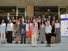 "The Advisory Council of the Professorship on ""Women, Enterprise and Society"" meets once more"