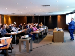 A new intake of the DEA course get underway in Madrid