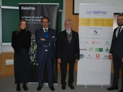 Peñarroya Chair of Tourism on Costa del Sol and Deloitte analyze key performance indicators for hotel investment in Spain