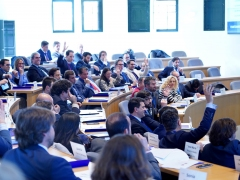 More than 40 students start the new Specialization in Corporate Governance